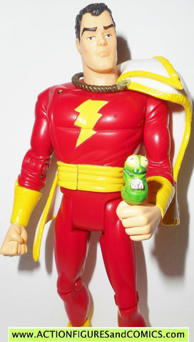 dc direct SHAZAM Captain marvel MR MIND 2001 collectibles universe