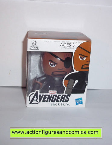 mighty muggs marvel universe NICK FURY AVENGERS movie mini