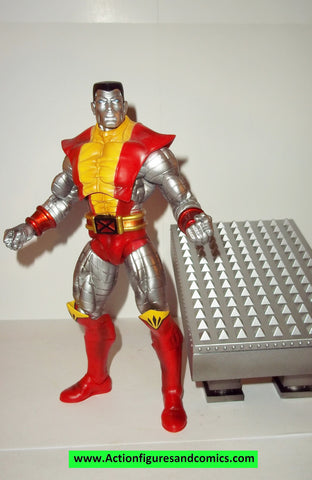 marvel select COLOSSUS 2012 complete toy biz marvel legends x-men