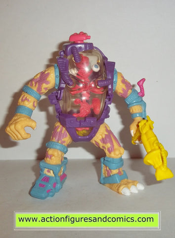 teenage mutant ninja turtles MUTAGEN MAN 1990 vintage tmnt #t201