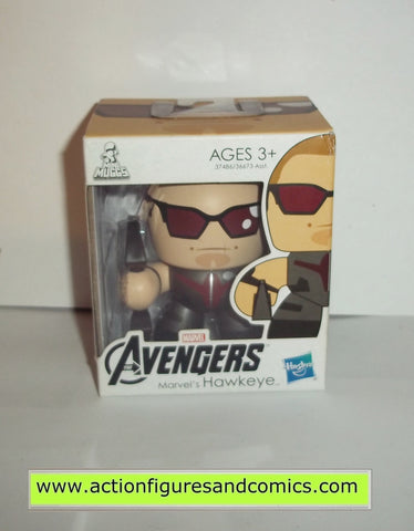 mighty muggs marvel universe HAWKEYE AVENGERS movie mini