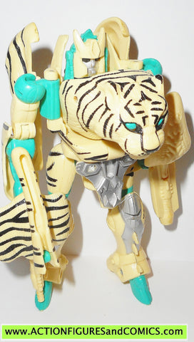 Transformers beast wars TIGATRON Tiger complete 1996 action figures