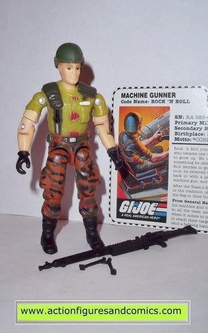 gi joe ROCK N ROLL 1997 tru toys r us 15th anniversary Hasbro toys action figures