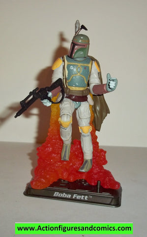 star wars action figures BOBA FETT 006 2006 Saga