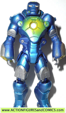 marvel universe IRON MAN deep dive armor movie 2 06 6 2009 fig