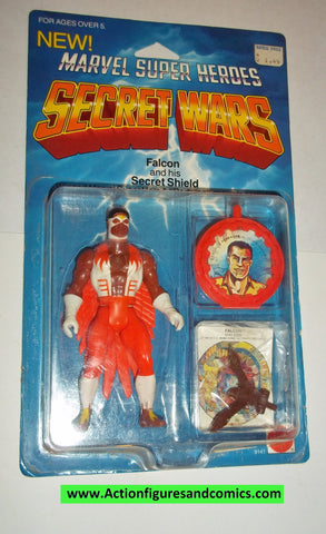 falcon secret  wars mattel toys action figure