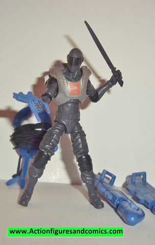 gi joe SNAKE EYES 2012 retaliation movie series complete action figures