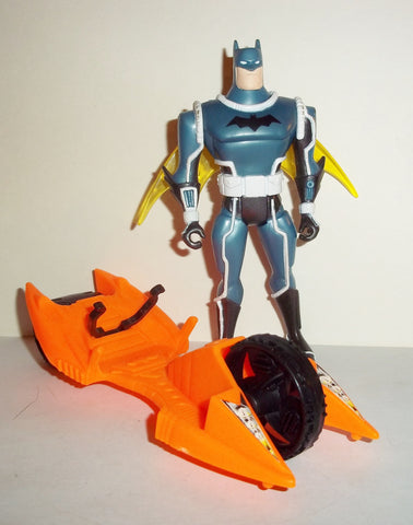 batman animated series GROUND PURSUIT BATMAN complete kenner mission masters 3