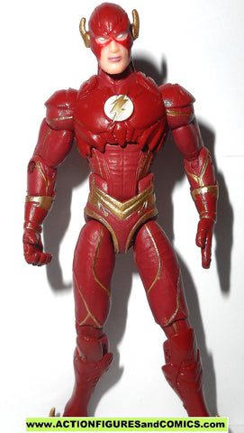 dc direct FLASH Barry Allen injustice infinite heroes collectibles toy figure