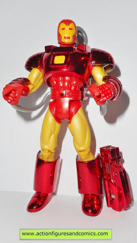 Iron man SPACE ARMOR 1995 marvel universe action hour toy biz figures
