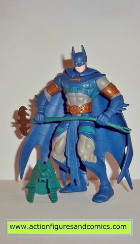 batman legends of EGYPTIAN BATMAN kenner toys action figures 1995 complete
