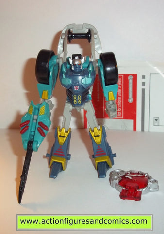 transformers cybertron BRAKEDOWN GTS hasbro toys legends action figures instru