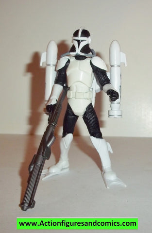 star wars action figures CLONE SCUBA TROOPER legacy 2008 bad