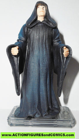 star wars action figures DARTH SIDOUS 1999 episode I 1 emperor palpatine toys