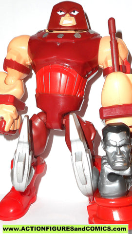 Marvel Super Hero Mashers JUGGERNAUT X-men 6 inch universe 2015 action figure