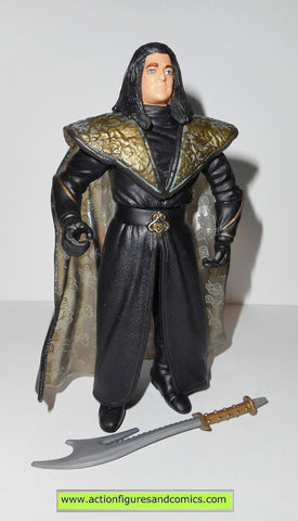 Warriors of Virtue KOMODO action figure play em toys 1997 tv show lord of the rings