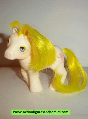 my little pony BABY LOFTY 1985 mlp vintage baby blue eyes pegasus 1986 ponies