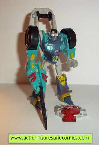 transformers cybertron BRAKEDOWN GTS hasbro toys legends action figures