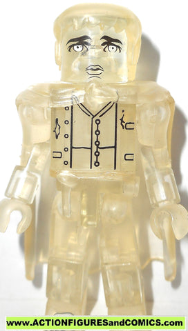 minimates FRODO BAGGINS lord of the rings twilight CLEAR movie toy figure