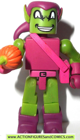 minimates GREEN GOBLIN wave 2 marvel universe spider-man