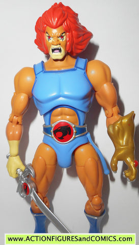 Thundercats LION-O 2011 legacy 6 inch classics bandai complete vintage