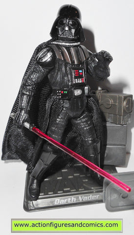 star wars action figures DARTH VADER 038 saga 2006 kenner hasbro toys