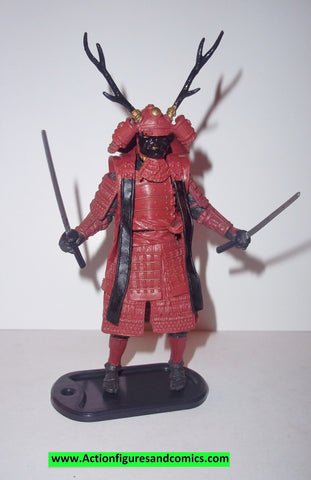 gi joe BUDO SAMURAI WARRIOR 2012 retaliation movie series complete v 50 action figures