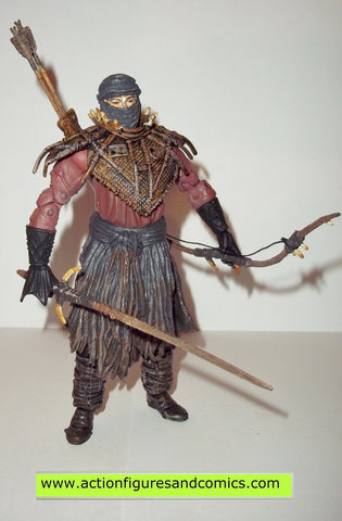 Lord of the Rings HARADRIM ARCHER toy biz complete hobbit