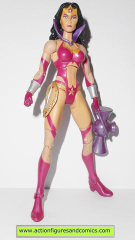 dc universe classics WONDER WOMAN star sapphire wave 17 anti monitor series