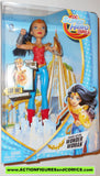 DC super hero girls WONDER WOMAN POWER ACTION 12 inch action figures dc universe