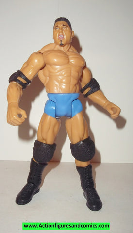 Wrestling WWE action figures BATISTA backlash series 8  jakks