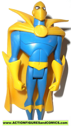 justice league unlimited DR FATE show accurate blue boots dc universe mattel