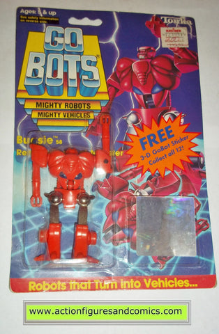 gobots BUGSIE monster mr-58 1985 tonka ban dai toys action figures moc mip mib vintage transformers