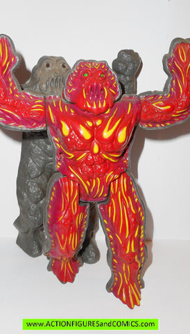 Inhumanoids MAGNAKORE complete hasbro toys action figures