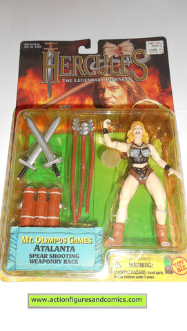 Hercules Legendary Journeys ATALANTA action figures toy biz moc