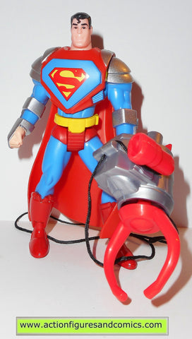 Superman Animated Series CAPTURE CLAW kenner hasbro toys 1996 action figures