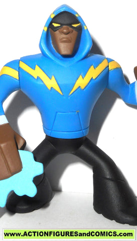 dc universe action league BLACK LIGHTNING brave and the bold toy figure