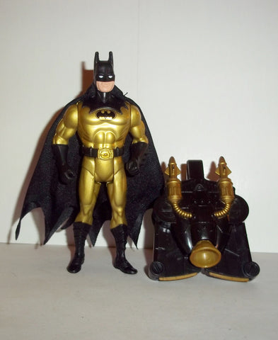 batman dark knight collection TEK SHIELD BATMAN complete movie kenner 1990