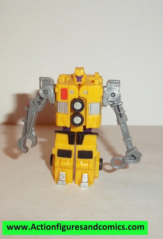 Transformers ASTRO HOOK 2006 mini con collector's club