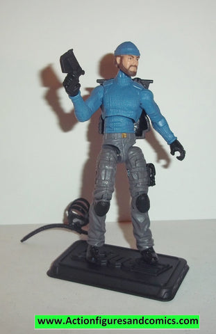 gi joe SHIPWRECK 2012 v16 retaliation movie series complete action figures