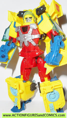 transformers HOT SHOT classics generations 25th anniversary fig