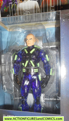 dc direct LEX LUTHOR alex ross justice league collectibles superman moc mib