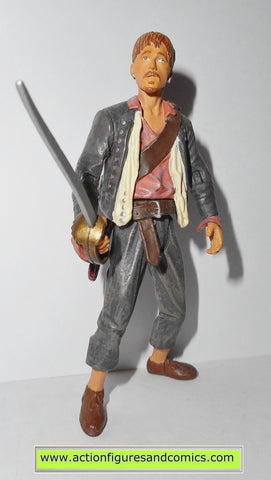 Pirates of the Caribbean RAGETTI 3.75 inch 2007 zizzle toys action figures