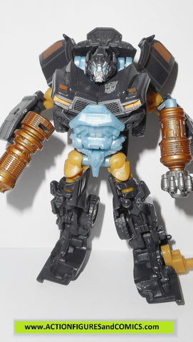 Transformers movie IRONHIDE cyberverse GOLD dark of the moon action figures