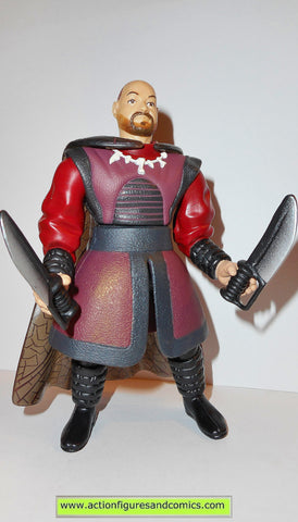 Warriors of Virtue DULLARD action figure play em toys 1997 tv show
