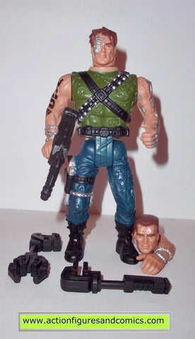 Terminator kenner RAPID REPAIR 1992 movie 2 future war action figures toys