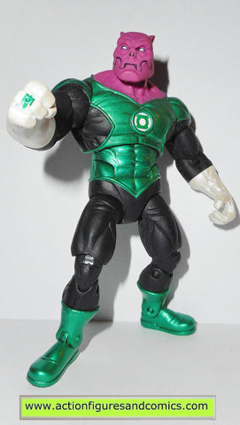 dc direct KILOWOG exclusive comic con 2012 infinite heroes universe collectables
