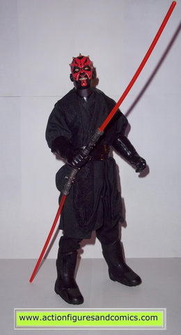 Darth maul vader episode 1 I 12 inch action figure toys