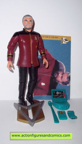 Star Trek ADMIRAL RIKER commander all good things playmates toys action figures
