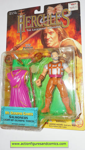 Hercules Legendary Journeys SALMONEUS action figures toy biz moc